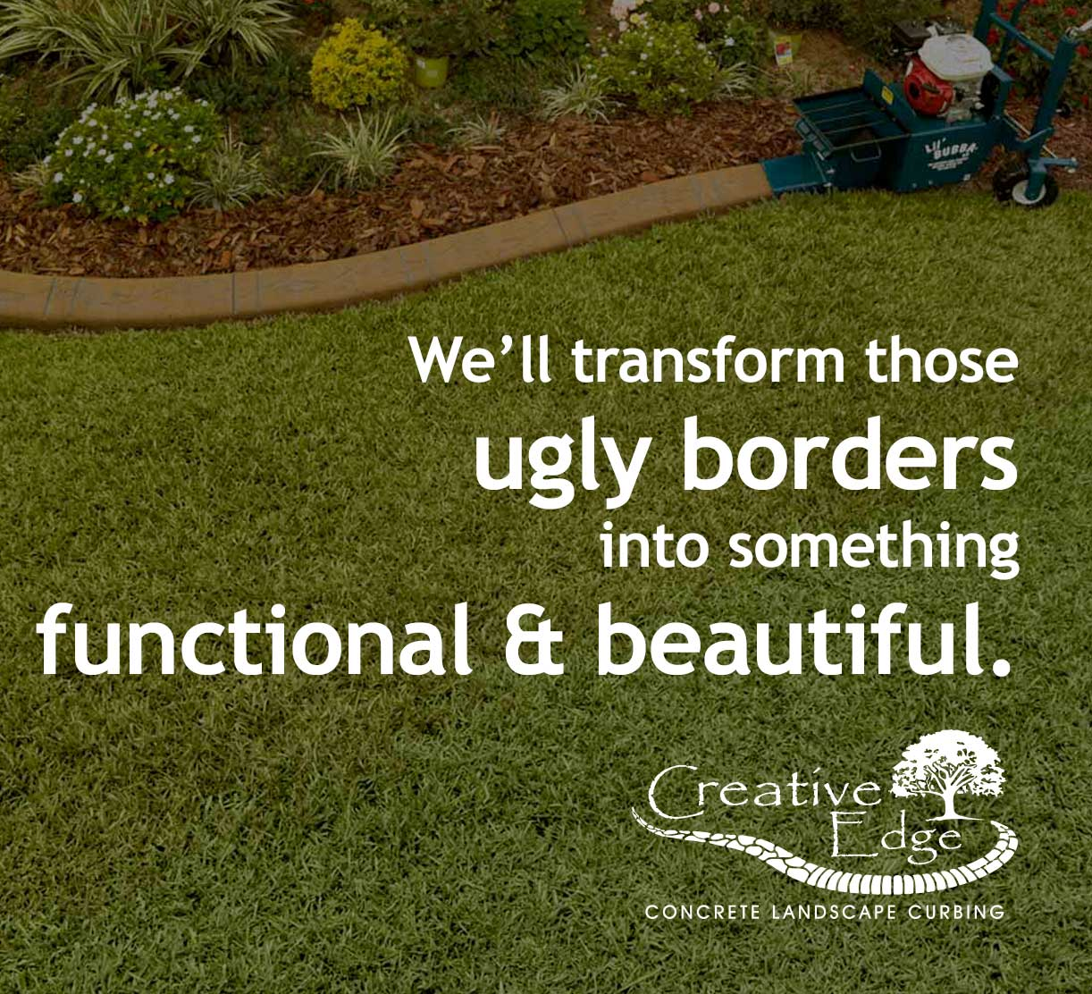 Transform Your Landscape Borders